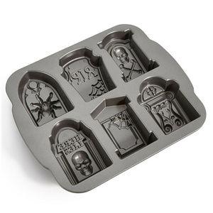 Martha Stewart Halloween Tombstone Cake Pan